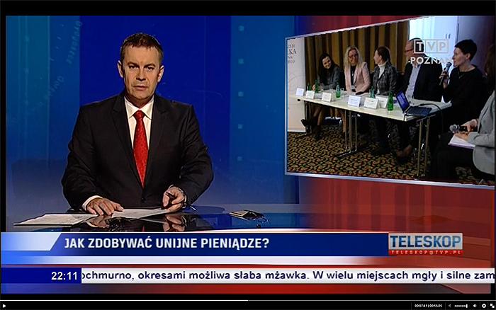 TVP Poznań o naszej konferencji!