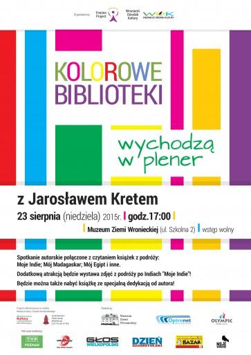 17_07_2015_plakatJarosław Kret