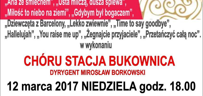 Dzień Kobiet-stacja Bukownica