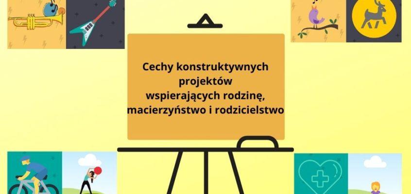 Cechy konstruktywnych projektów – projekt CDR2