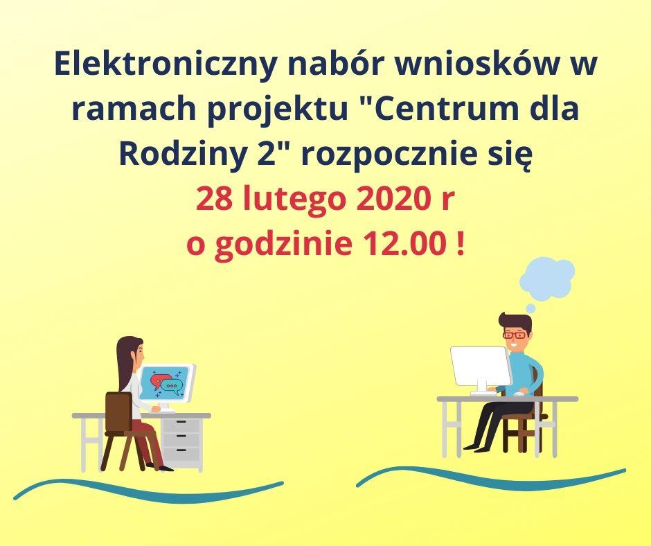 Nabór wniosków w konkursie CDR2