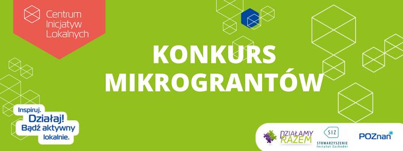 Infografika Konkursu Mikrograntów CIL - Regrantingowe 2018