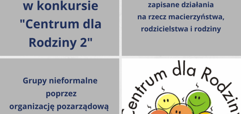 Infografika kto może złożyć wniosek w konkursie CDR2