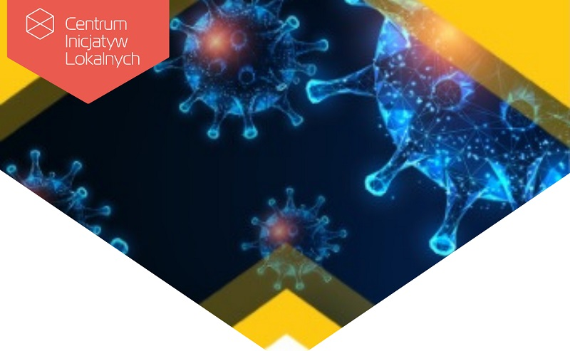 Grafika o koronawirusie
