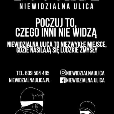 Niewidzialna ulica w Poznaniu